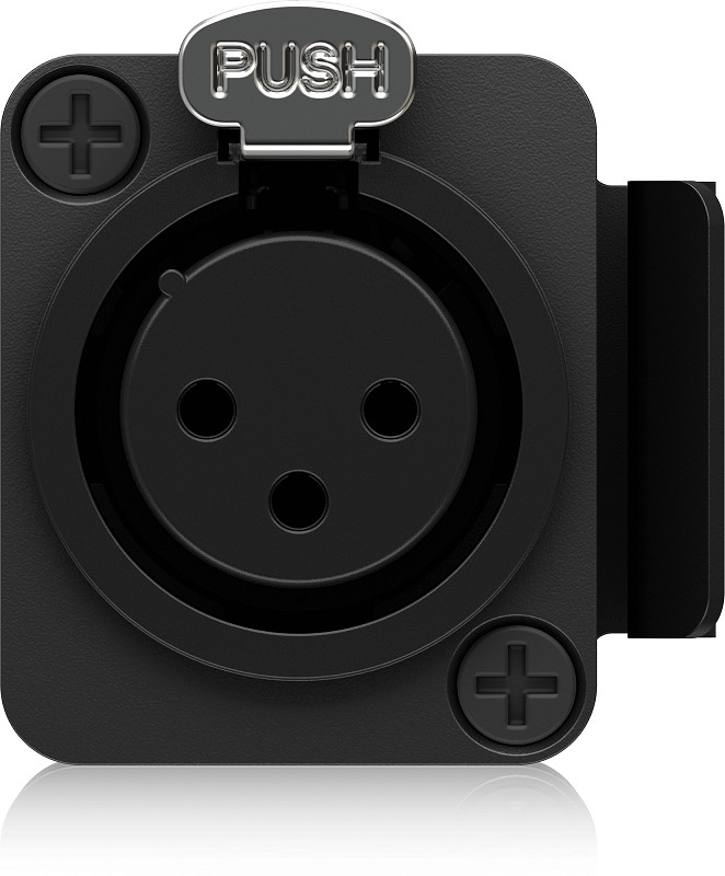 BEHRINGER In-Ear Monitor Belt-Pack PM1,Black-Hàng Chính Hãng
