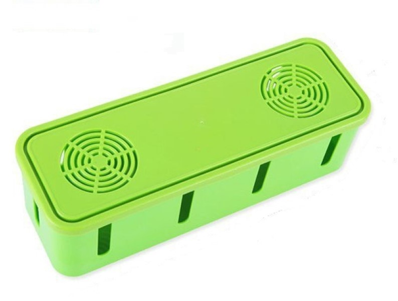 Hộp bảo vệ ổ cắm điện M1 ( 27cm*9cm*8cm ) - Màu ngẫu nhiên