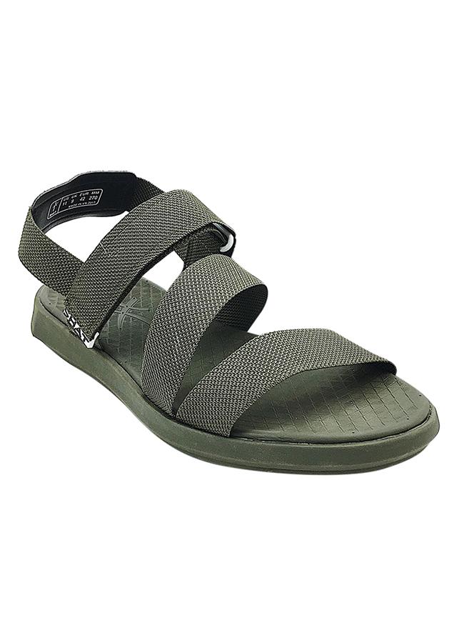 Giày Sandal Nam SHAT F5M001 - Xanh Rêu