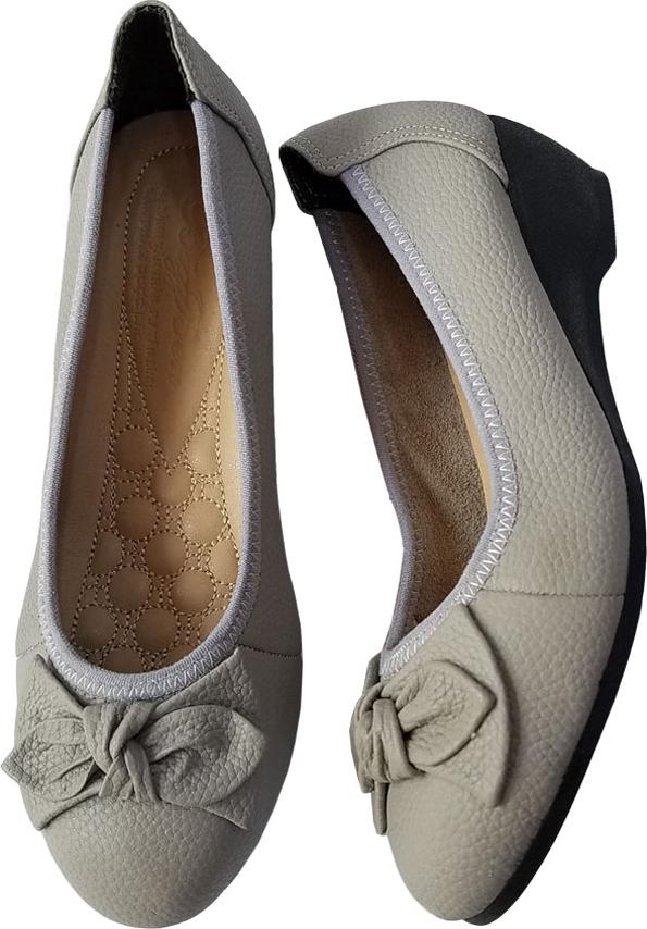 Giày Búp Bê Nữ Da Bò BIGGBEN BB73