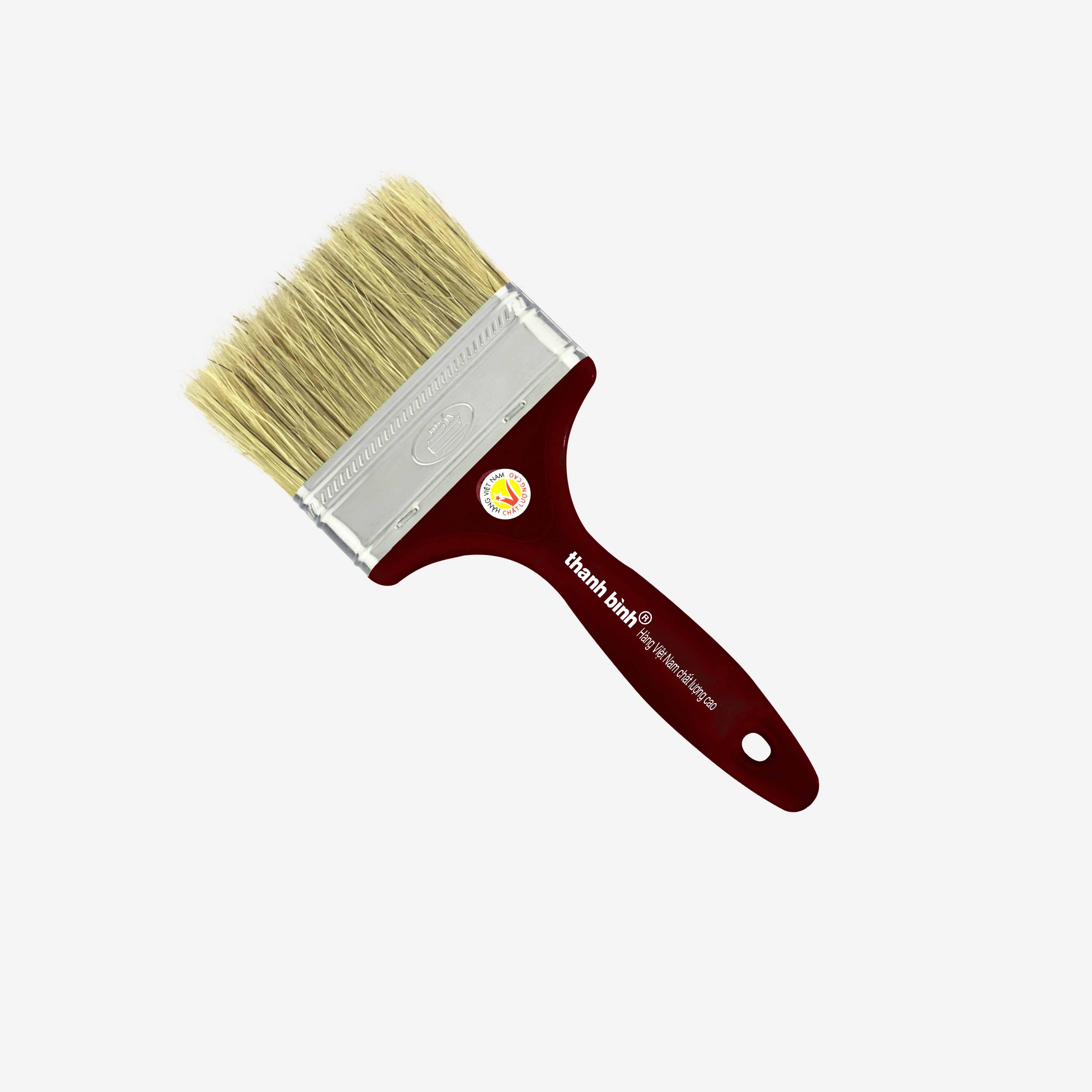 Cọ sơn, chổi sơn cán nhựa đa năng 76,2mm