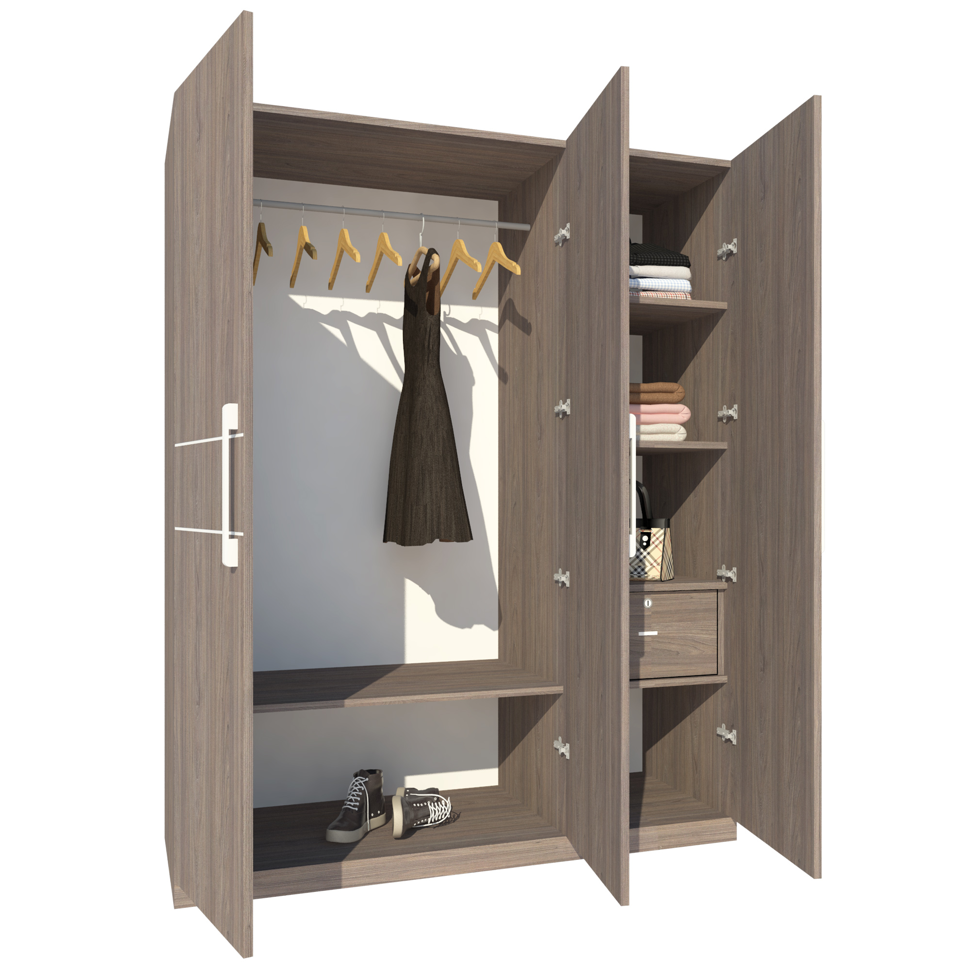 Tủ Áo FT029N (160cm x 200cm)