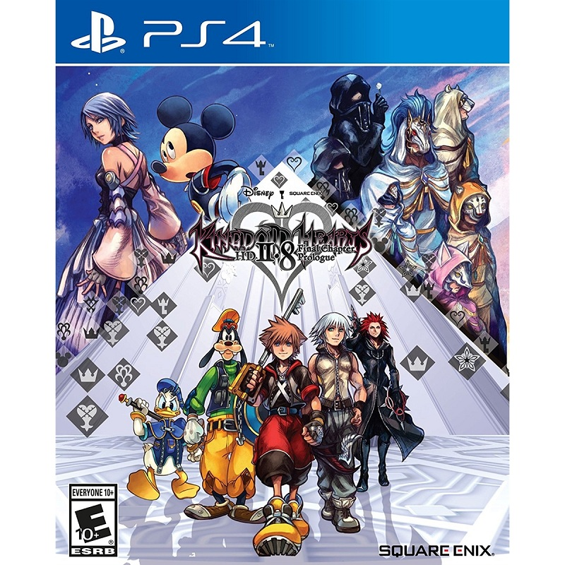 Đĩa Game Ps4: Kingdom Hearts HD 2.8 Final Chapter Prologue - Hàng Nhập Khẩu