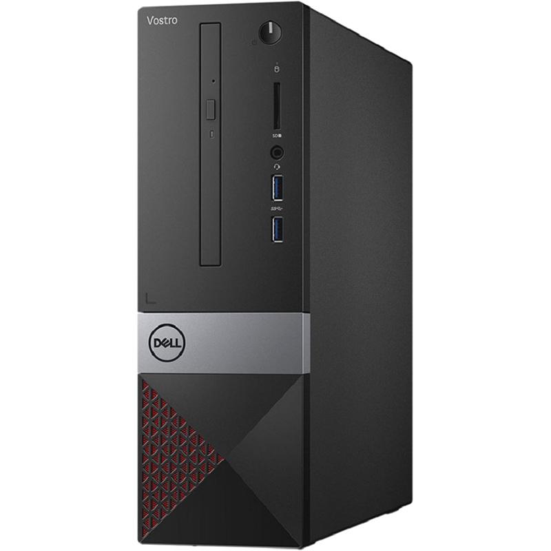 PC Dell Vostro 3471 STI30622W-4G-1T (Core i3-9100/ 4GB RAM/ 1TB HDD/ WL+BT/ K+M/ Win 10) - Hàng Chính Hãng