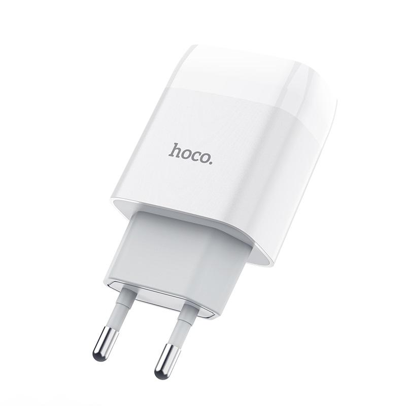 Củ sạc điện thoại Hoco C73A tốc độ cao - Hàng chính hãng Hoco