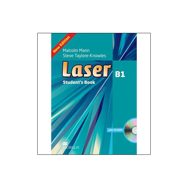 Laser B1 Student's Book and CD ROM Pack