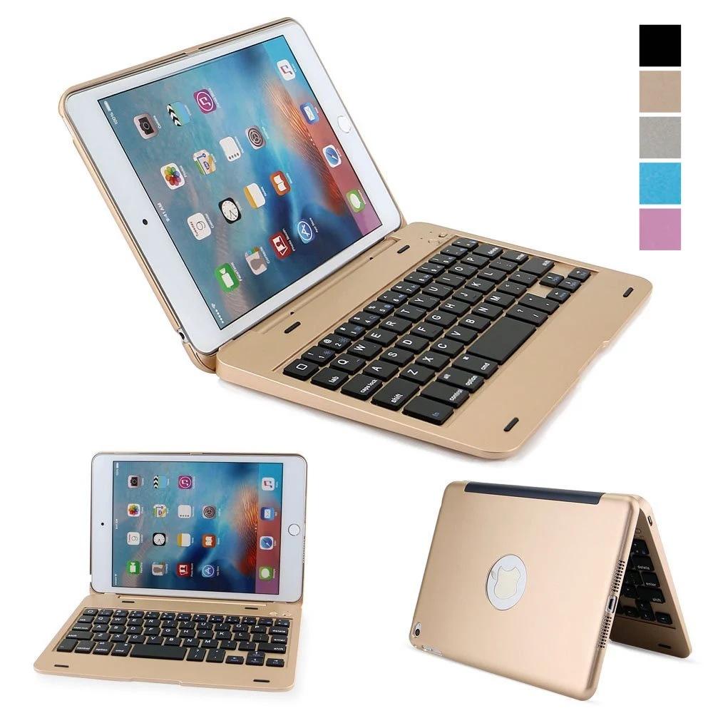 Bàn phím bluetooth cho iPad mini 4/5 - PKCB00489 - Bàn phím nhạy - Thiết kế mỏng - Hàng nhập khẩu - Thương hiệu PKCB