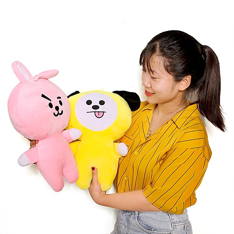Gấu bông EXO BTS Joongkook BT21 size 45cm