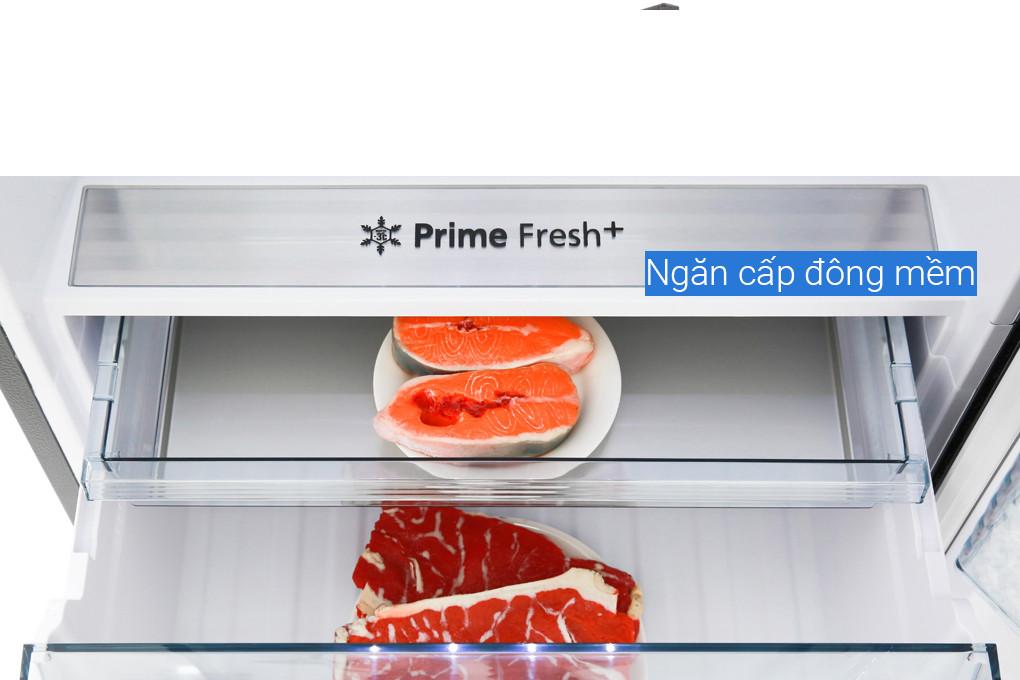 Tủ lạnh Panasonic Inverter 322 lít NR-BC360QKVN Mẫu 2019 - HÀNG CHÍNH HÃNG