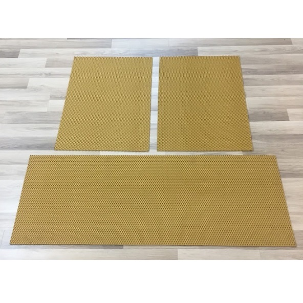 Lót sàn cao su ống hạt mít (Cắt theo xe)