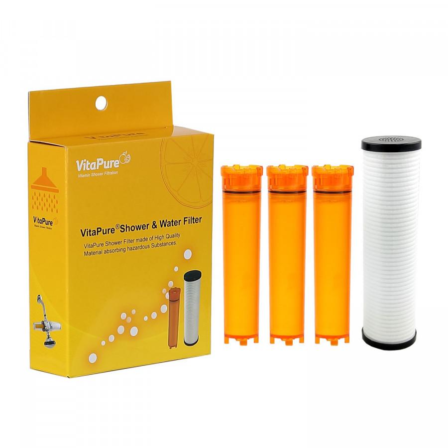 Hộp lõi lọc PureMax và Vitamin C Sonaki VitaPure ( VCF-03P)