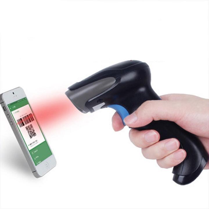 Máy Quét Mã Vạch Cầm Tay 1D Có Dây Sử Dụng Cổng USB