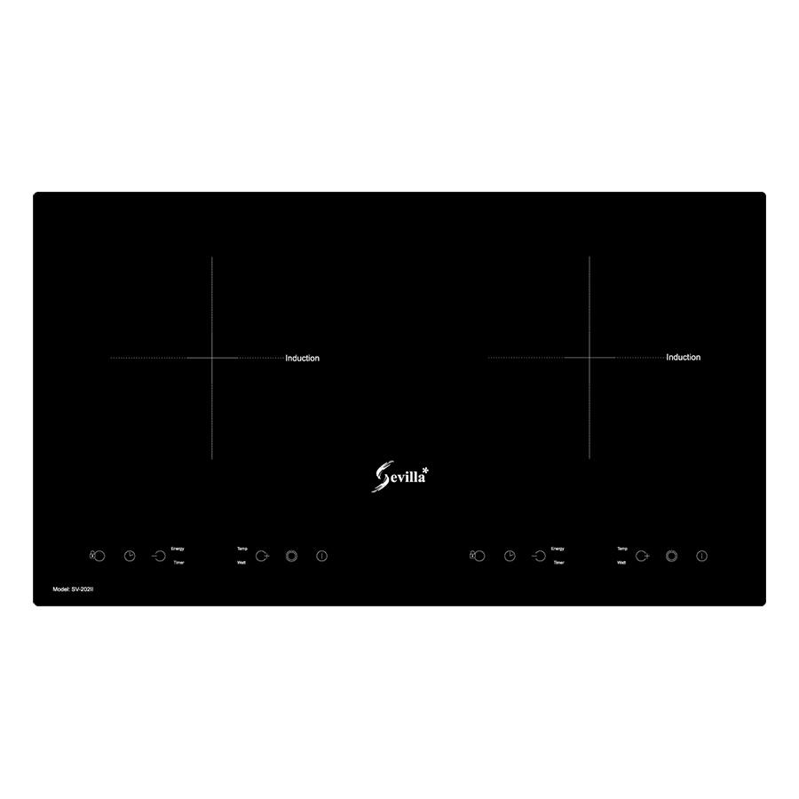 Bếp Điện Từ Đôi Sevilla SV-202II - Hàng chính hãng