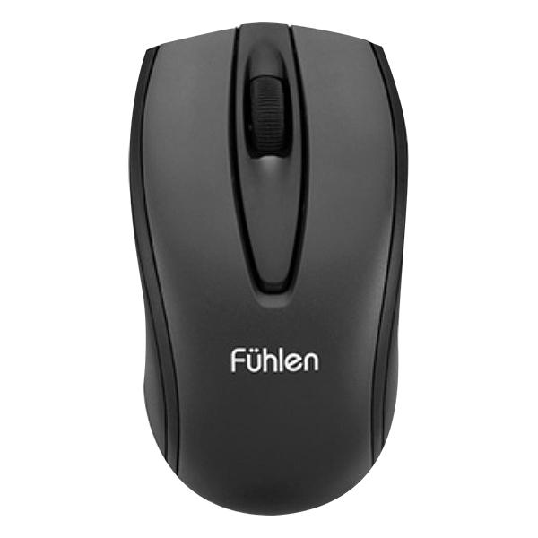 Chuột Fuhlen L102 1000DPI + Bàn Phím Fuhlen L411 - Hàng Chính Hãng