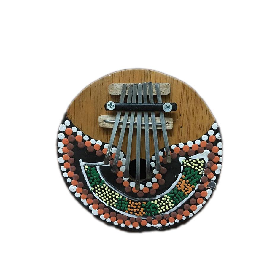 Đàn Kalimba cao cấp 7 phím hình trái dừa - Thumb Piano 7 keys