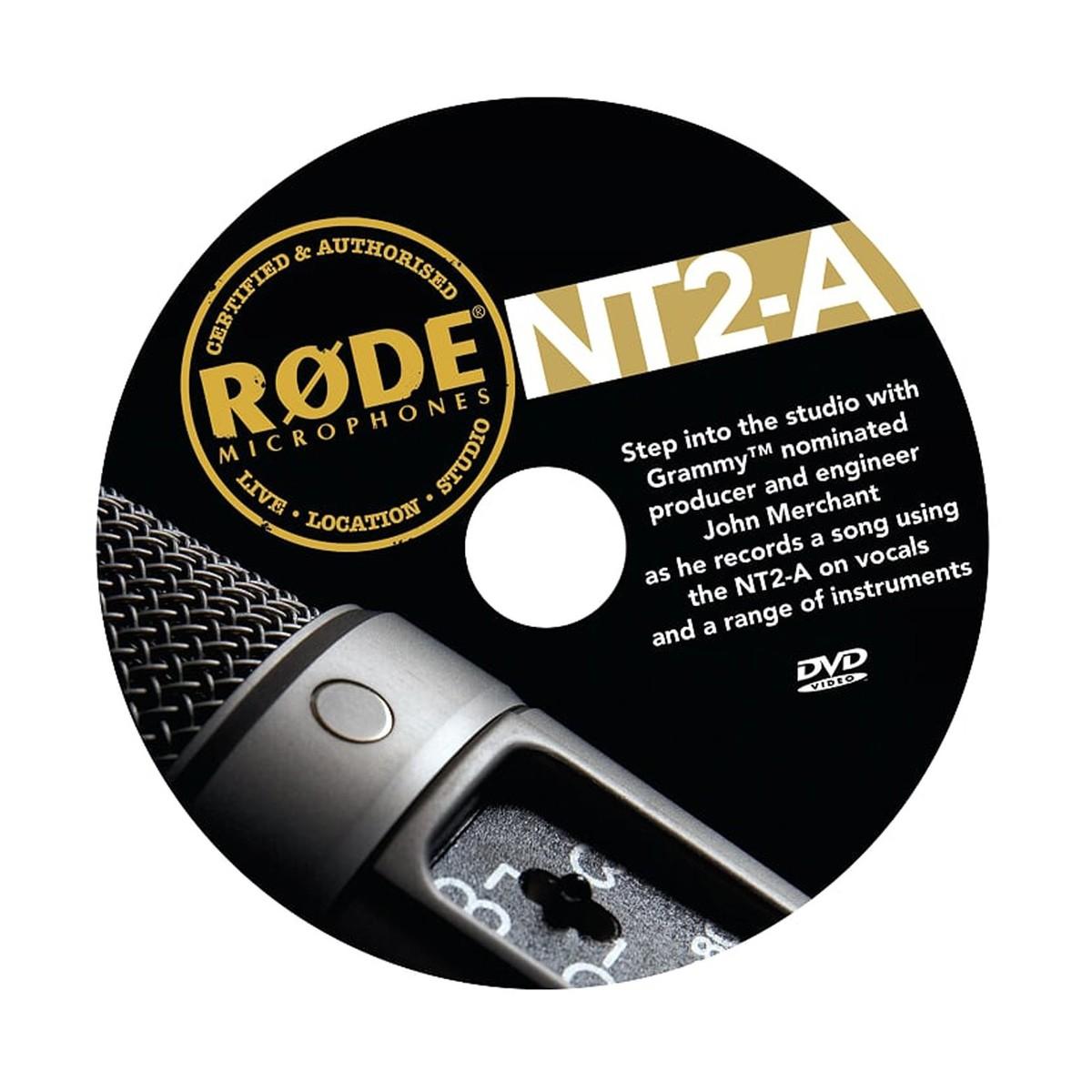 Rode NT2-A - Micro thu âm - Hàng Chính Hãng