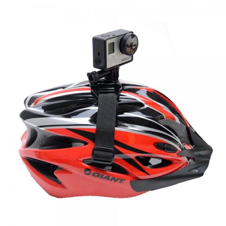 Dây gắn nón mũ bảo hiểm xe đạp cho GoPro Hero - Hàng nhập khẩu