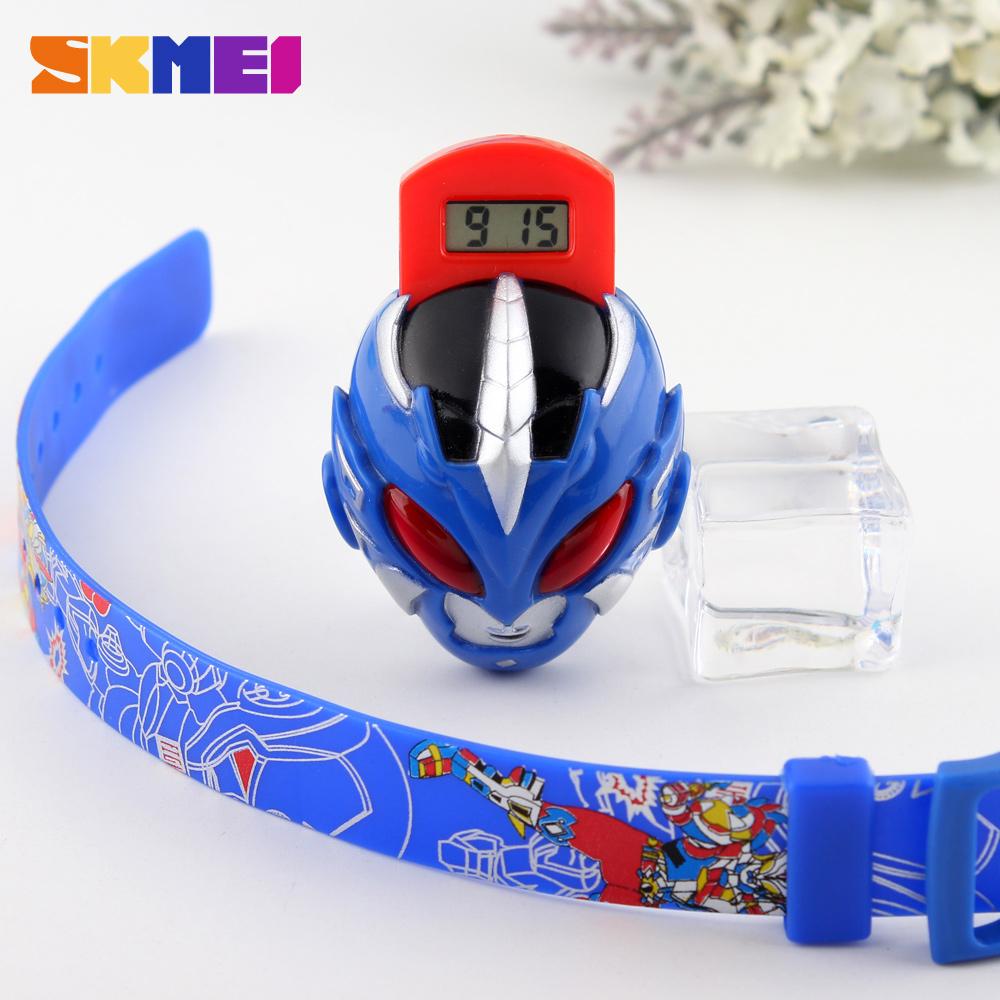 Đồng hồ đeo tay Skmei - 1239DKBU-Hàng Chính Hãng