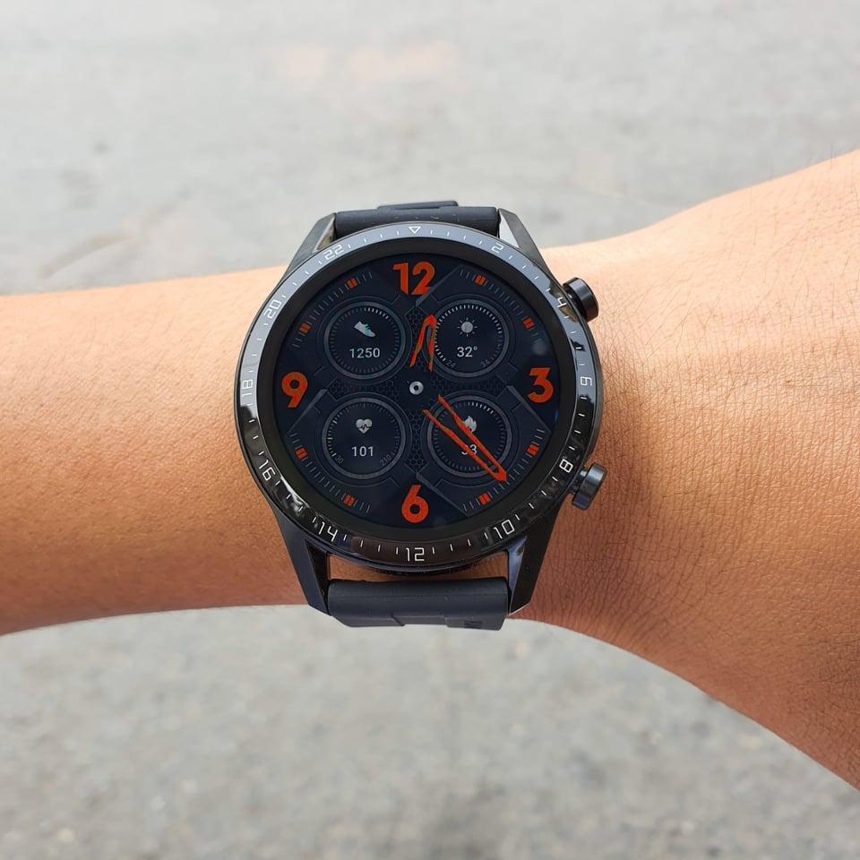 Đồng hồ thông minh Huawei Watch GT 2 46mm chính hãng