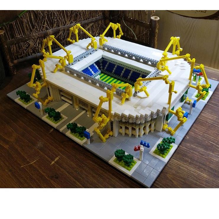 Bộ lắp ráp mô hình sân vận động 09124