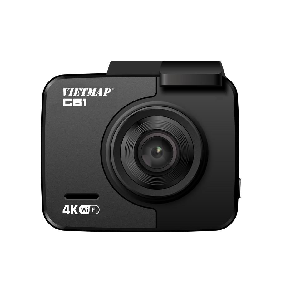 Camera Hành Trình Ô tô Tích Hợp Thẻ Nhớ 32GB VIETMAP C61 - Hàng Chính Hãng