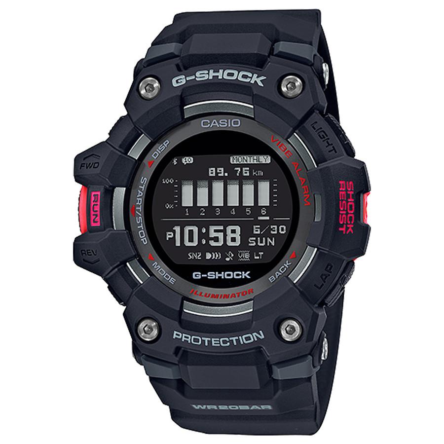 Đồng hồ nam dây nhựa Casio G-Shock chính hãng GBD-100-1DR