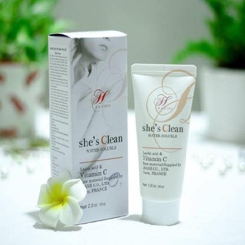 Combo 2 Gel vệ sinh Nam & Nữ Hàn Quốc khử mùi hôi vùng kín, trắng hồng và se khít