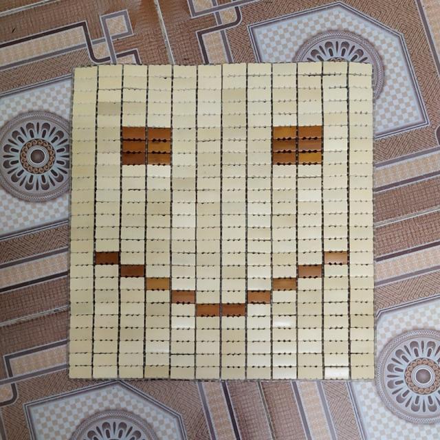 Combo 4 tấm chiếu trúc cho ghế văn phòng ghế chơi game ghế oto hoặc làm quà tặng