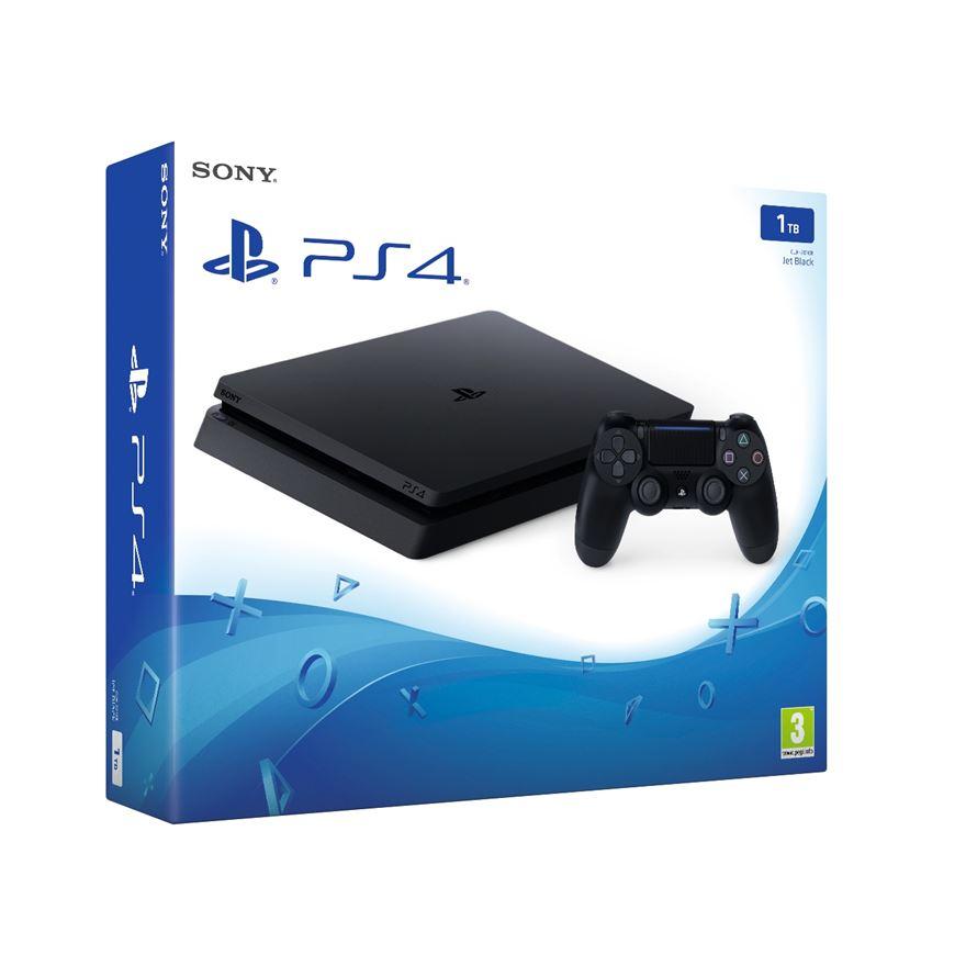 PS4 Slim 1TB Chính Hãng Việt Nam
