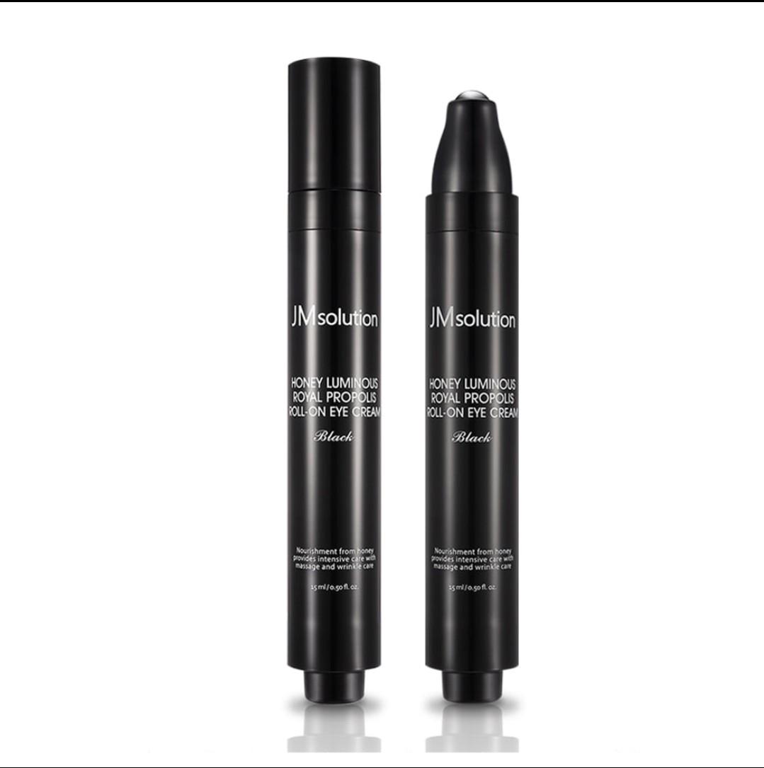 Thanh Lăn Mắt Jm Solution Honey Luminous Royal Propolis  Roll On Eye Cream