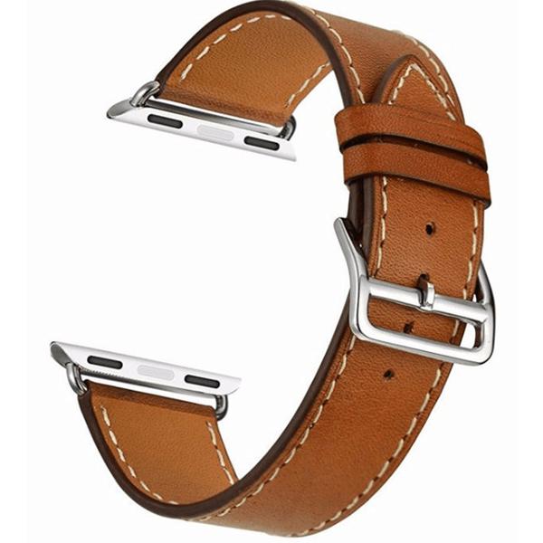 Dây đeo thay thế cho Apple Watch 42.44mm - Chất liệu da