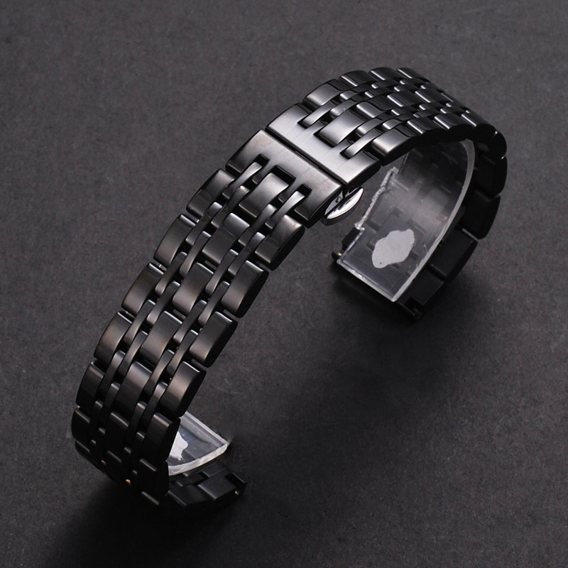 Dây Thép Luxury Cao Cấp cho Samsung Galaxy Watch 3 41mm / 45mm (Size dây 20mm và 22mm)