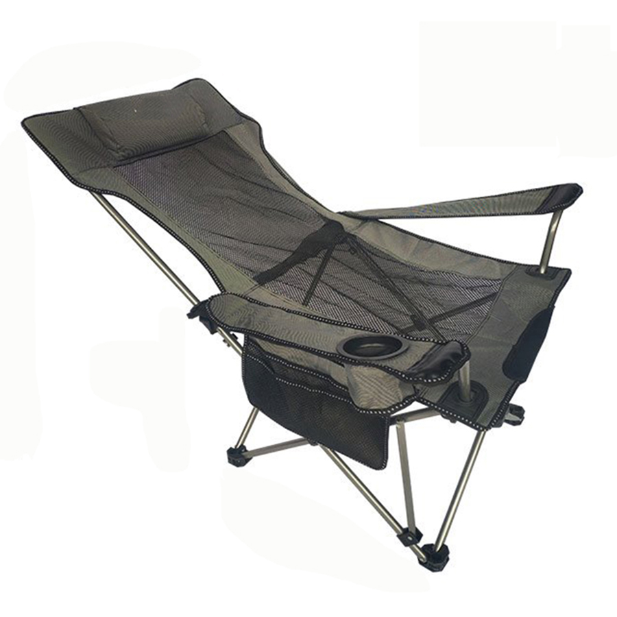 Ghế nằm thư giãn và dã ngoại cao cấp M0357  (màu ngẫu nhiên)