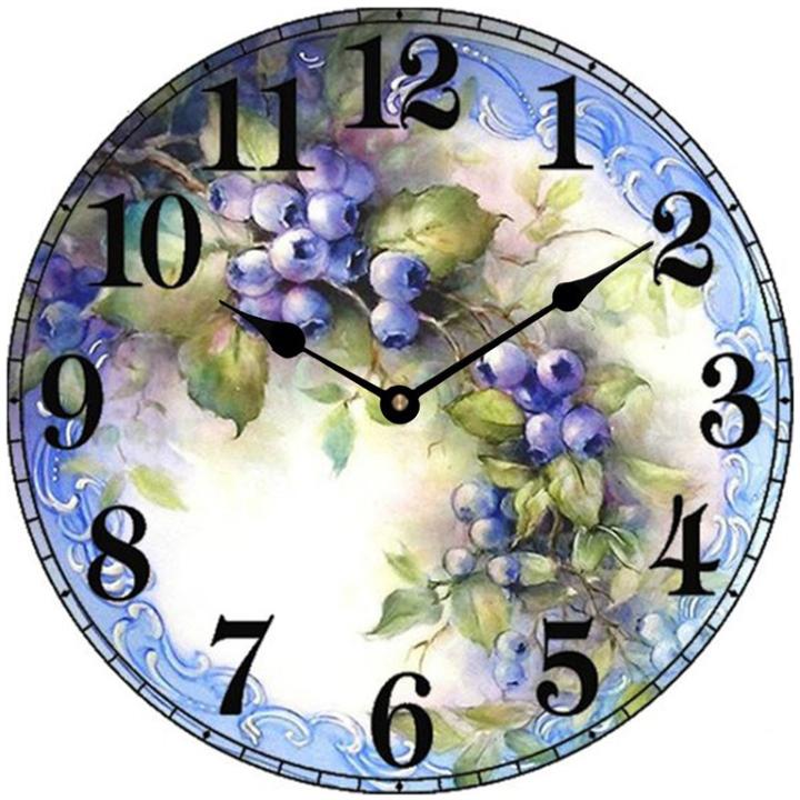 Đồng hồ treo tường phong cách cổ MS 47