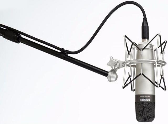 Microphone Condenser Samson C01 - Hàng Chính Hãng