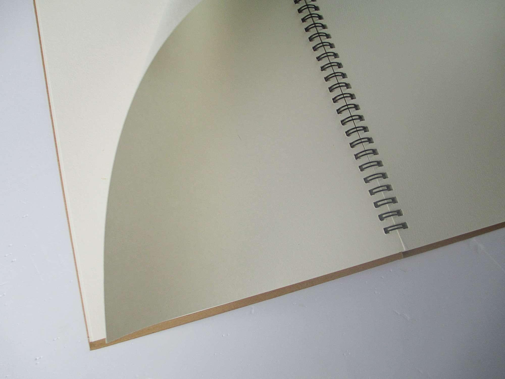 Sổ Ký Họa Drawing Sketchbook 160gsm A4 Lỡ 19 x 26.5cm