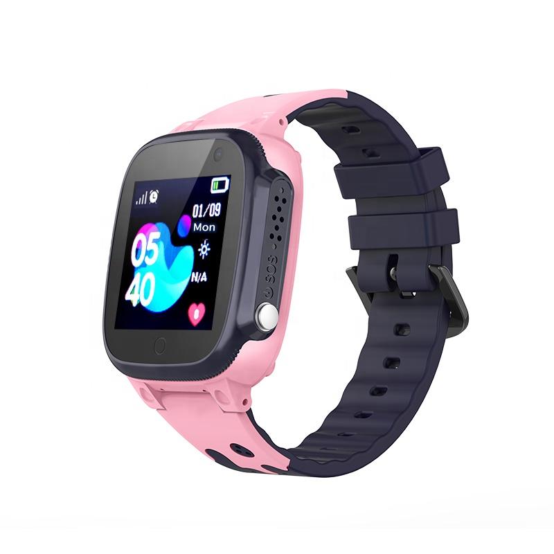 Combo 2 chiếc đồng hồ thông minh định vị trẻ em nghe gọi 2 chiều cảnh báo SOS, Camera từ xa