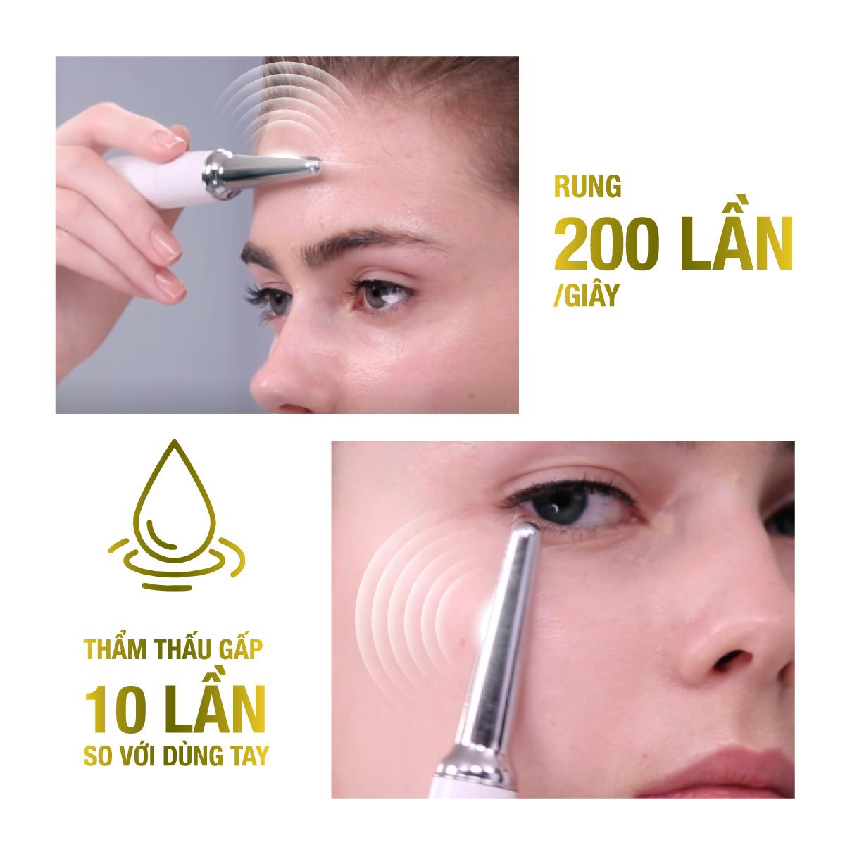 Máy Điện Di Đẩy Tinh Chất Skin Master
