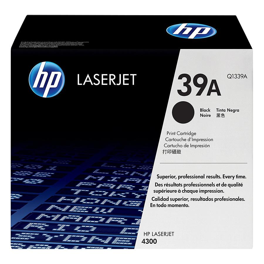 Mực In HP Q1339A (HP 39A) Cho Máy In HP 4300 - Hàng chính hãng