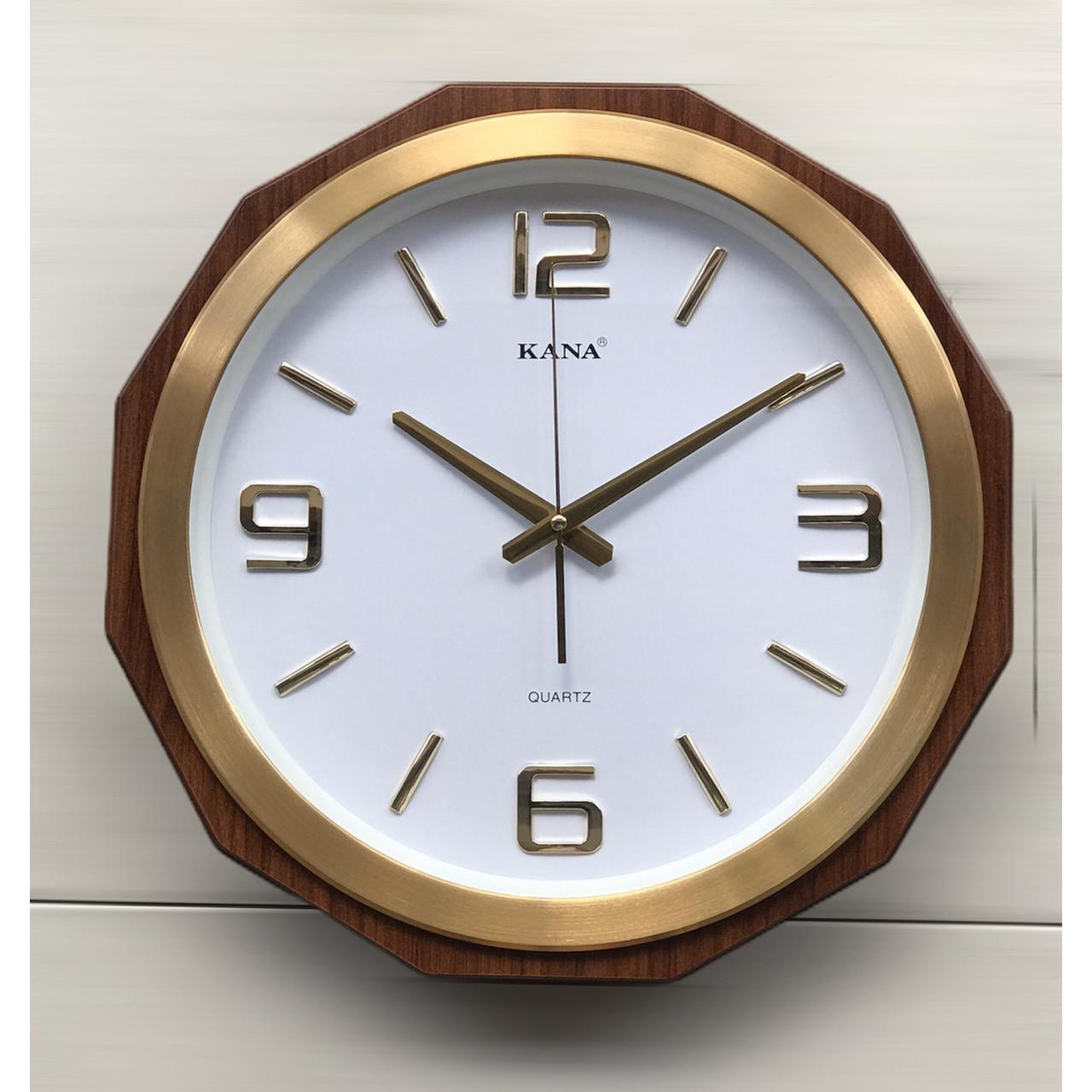 Đồng hồ treo tường  KN-S40v