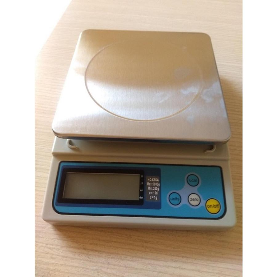 cân điện tử nhà bếp KSB - 6kg