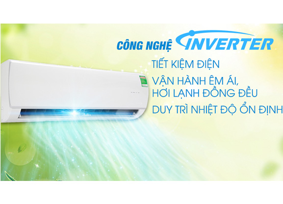 Máy lạnh Midea Inverter MSAFC-10CRDN8 (1.0Hp) (Ảnh 2)