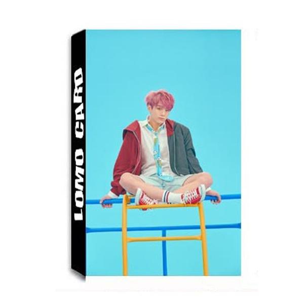 Lomo card JUNGKOOK BTS