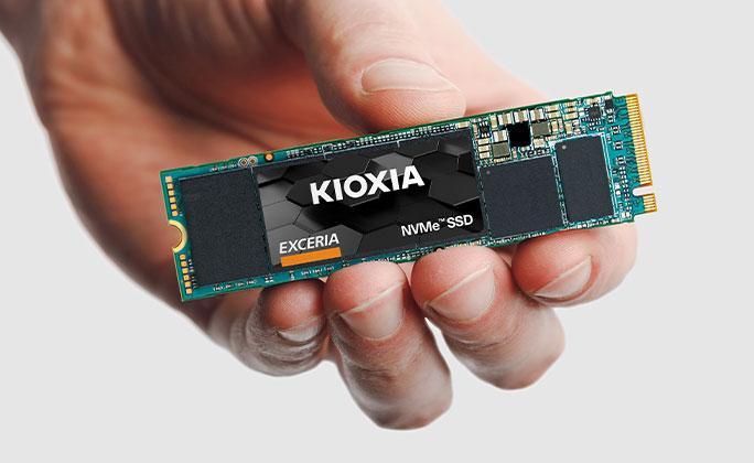 EXCERIA - NVMe SSD | KIOXIA