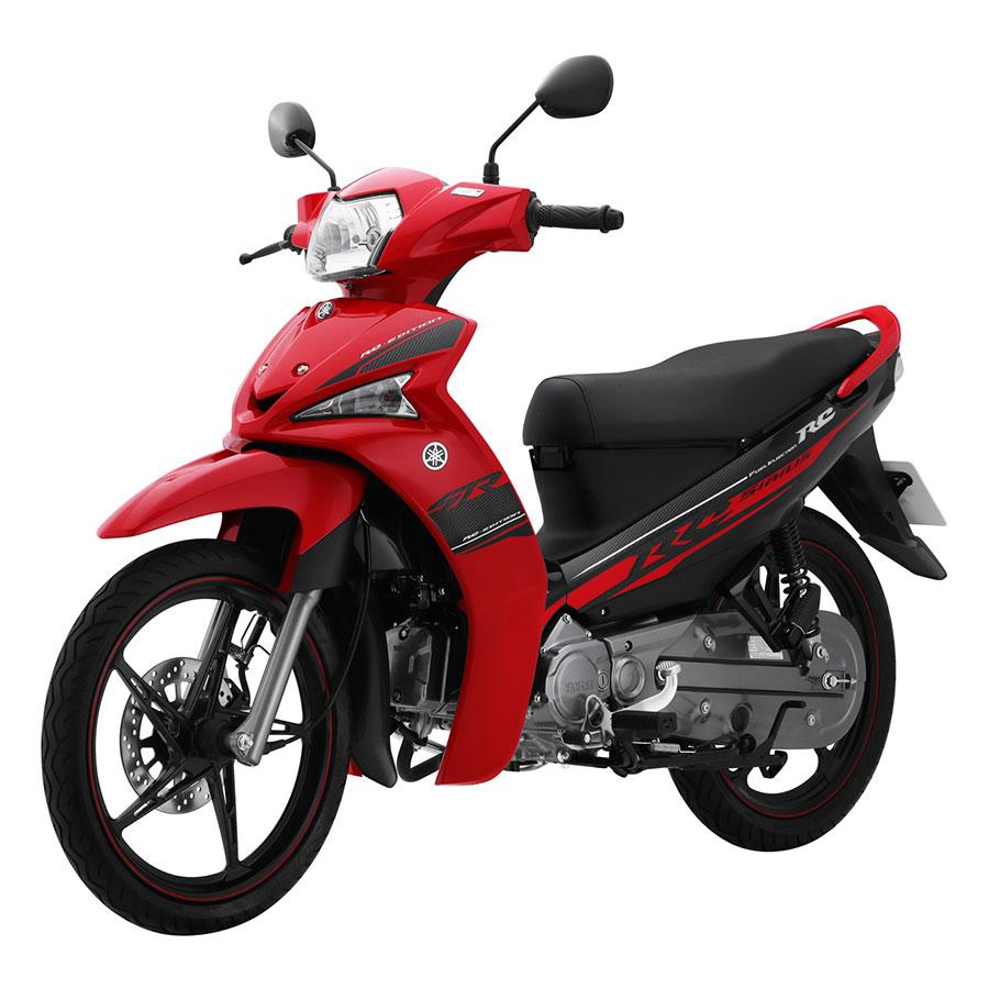Xe Máy Yamaha Sirius Fi Vành Đúc - Đỏ