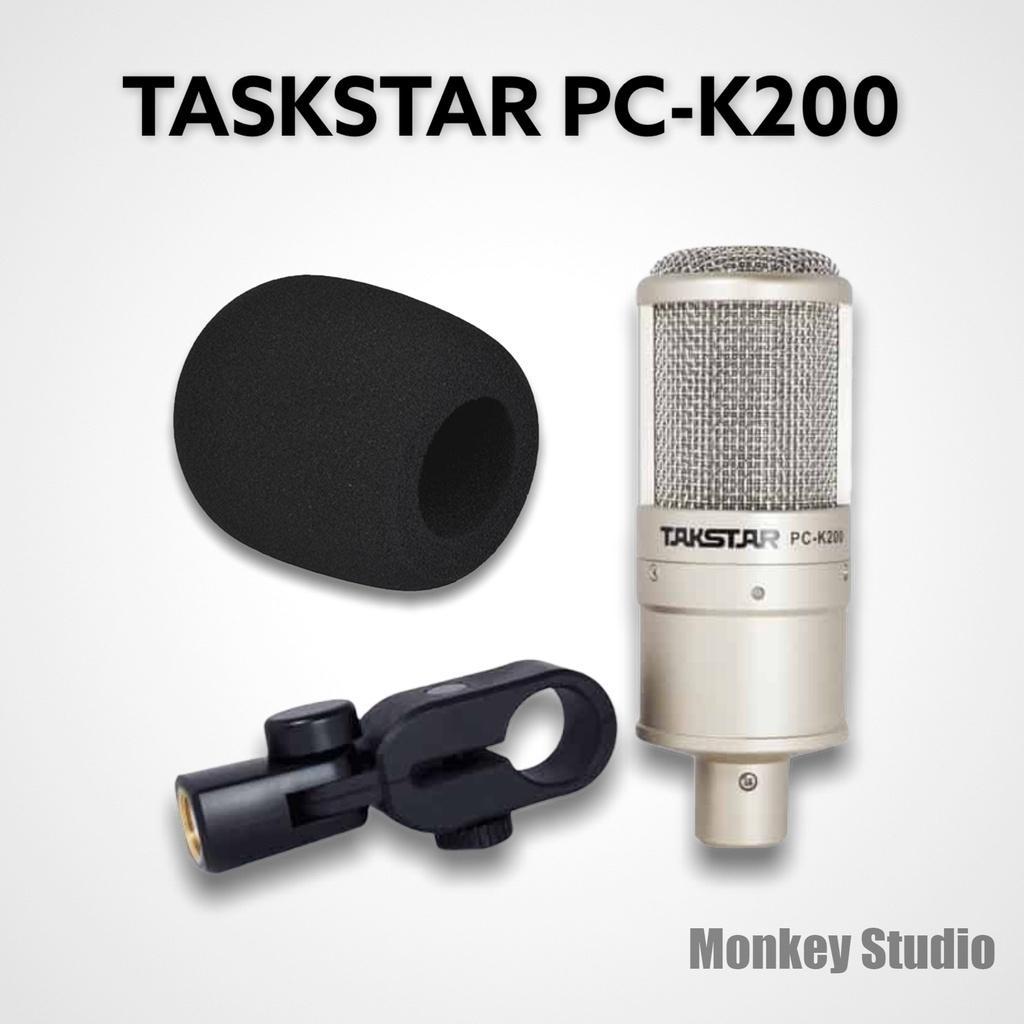 Bộ Mic Hát Livestream Soundcard ICON UPOD PRO & Mic TAKSTAR PC K200 Chất Lượng Cao, Âm Thanh Cực Kỳ Sống Động - Hàng Chính Hãng
