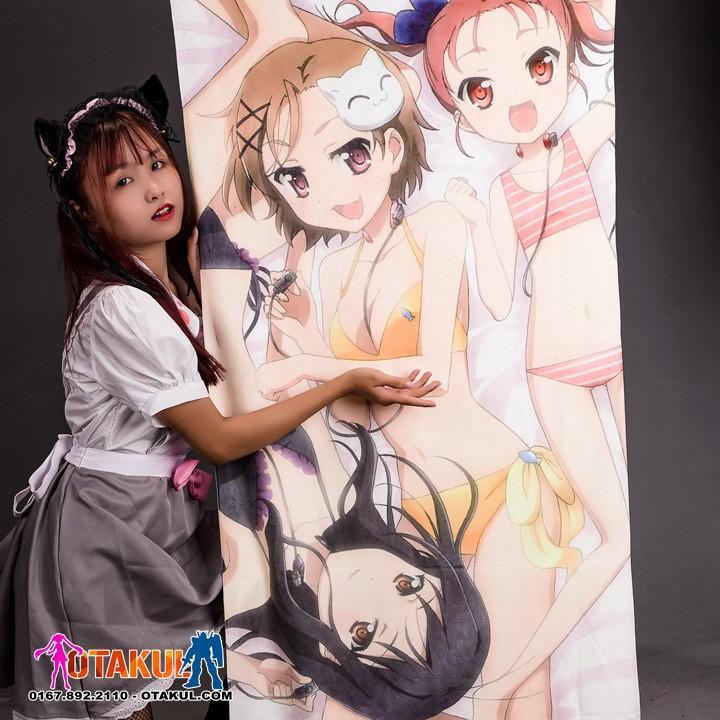 Khăn Tắm Anime - Accel World