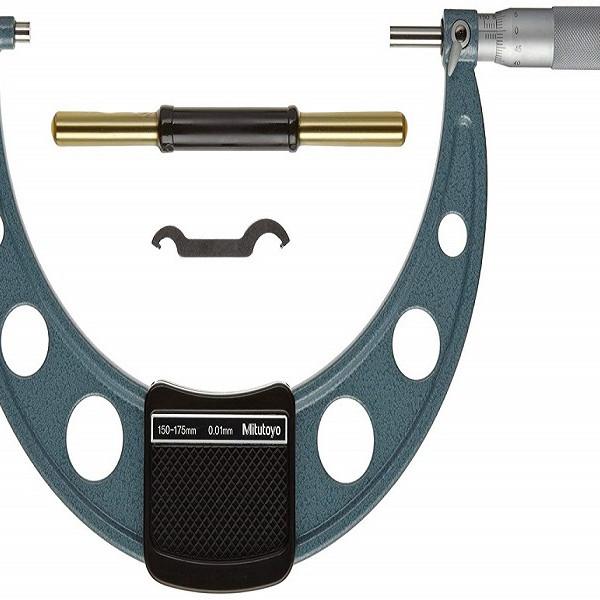 Panme đo ngoài cơ khí MITUTOYO 103-143-10 150-175mm x 0.01mm