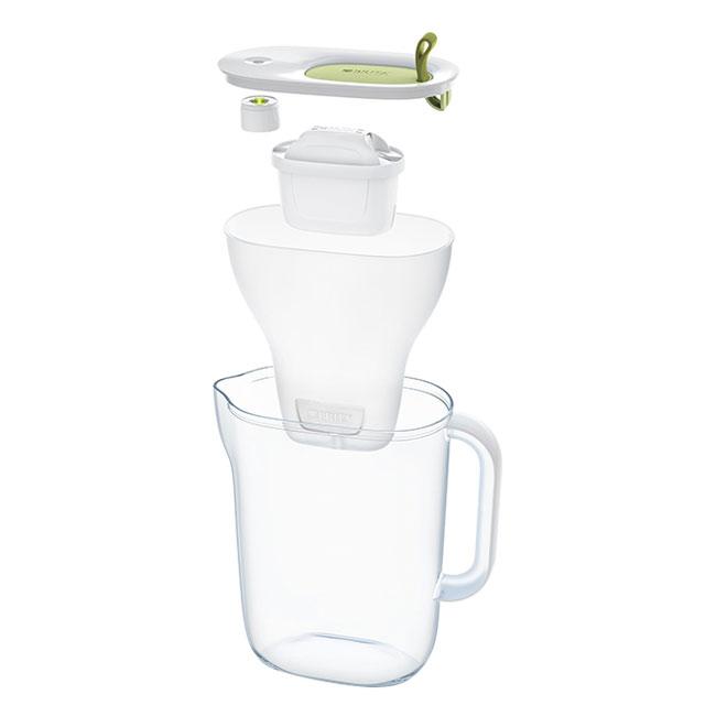 Bình Lọc Nước BRITA Style Lime - 2.4L (Kèm Maxtra Plus)