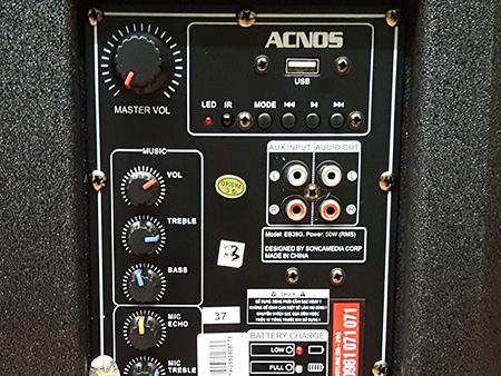 Loa kéo di động Acnos Beatbox EB39G